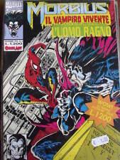 Morbius Il vampiro vivente contro L'Uomo Ragno n°2 1993 ed.Marvel Italia [G.168]