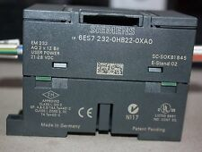 Siemens Simatic AI4xTC Analogue TC input 1P 6ES7 231-7PD22-0XA0