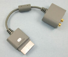 USA SELLER New OEM Official Microsoft Optical Audio Adapter XBox 360 X808221-002