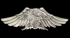 Down Wing Eagle Pin BIKER JACKET VEST PIN