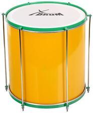 """Surdo Samba Trommel brasilianische Basstrommel Aluminium Percussion 16"""" x 16"""""""