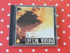 Front 242 / Official Version - 11 Tracks CD Album