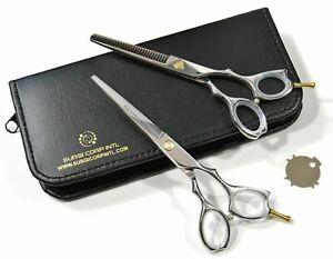 """6"""" Professional Hairdressing Scissor Barber Haircutting Shear Hair Salon Convex"""
