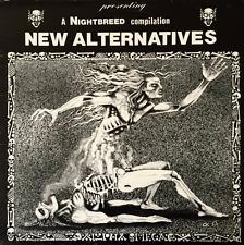 V/A - New Alternatives: A Nightbreed Compilation (LP) (VG+/G)