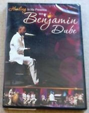 BENJAMIN DUBE Healing In His Presence DVD SOUTH AFRICA Cat# BLDVD210
