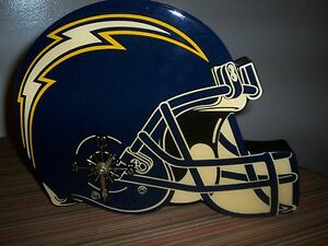 Los Angeles Chargers Wall Clock in excellent condition