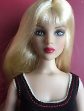 "Tonner TYLER 16"" 2013 BASIC ALL STAR CAMI Complete FASHION DOLL No Box No Stand"