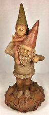 PAPA & PRINCESS-R 1983~Tom Clark Gnome~Item #69~Ed #50~COA~Hand Signed~Story