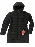 The North Face Womens Gotham Parka II in Black Size L H1237