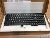 Original Lenovo Tastatur, Keyboard 04Y2375 für L540 T540p W540, Deutsch, 04Y2453