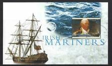 IRELAND 2003 IRISH MARINERS MINIATURE SHEET FINE USED