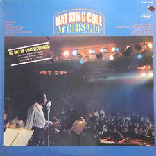NAT KING COLE At The Sands FR Press Capitol 2S 066-81.199 1978 LP