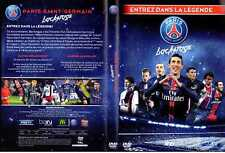 DVD Paris Saint-Germain Backstage | Sport | Lemaus