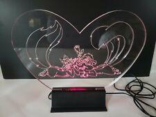 Warner Bros Pepe & Penelope Sweetheart Lighted Sculpture Signed Le 035/250 1996