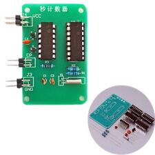 CD4060 Second Counter Signal Generation Circuit oscillator Electronic DIY Kit UK