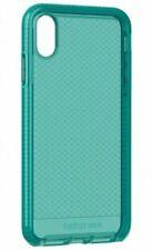 #1080VM    Tech21 Evo Check FlexShock Case for Apple iPhone XR - Vert Mint Teal