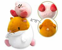 Kirby Pupupu Friends Rick & Kirby Big Plush Doll NEW from Japan