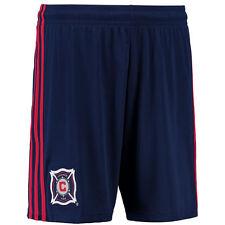 MLS Chicago Fire Men's Replica Shorts  Navy Blue