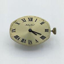 Vintage Mathey-Tissot Swiss 17J Unadj Ladies Wrist Watch Movement & Dial Runs