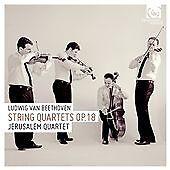 Beethoven: String Quartets Op.18, 1-6, Jerusalem Quartet CD | 3149020220726 | Ne