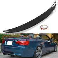 Spoiler Wing for BMW E93 325i 328i 335i M3 2006-2013 Carbon Fiber Rear Spoiler