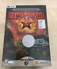 PC CD ROM STALINGRAD NUOVO SIGILLATO GIOCO nuovo new (CO)