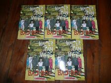 NEW Lot of 5 BAD BOY Memoir Walter Dean Myers GUIDED READING Lit Circle Books