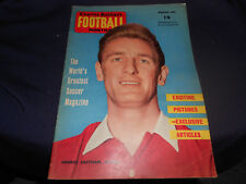 CHARLES BUCHAN'S FOOTBALL MONTHLY - MARCH 1961 (BRISTOL ROVERS)