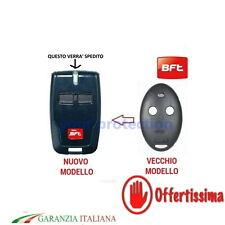 TELECOMANDO RADIOCOMANDO TIPO BFT MITTO 2 APRICANCELLO 433 2 PULSANTI ORIGINALE