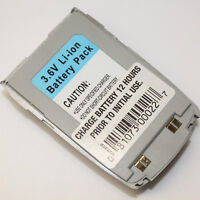Rechargeable Battery Pack Lithium-Ion 3.6 Volts for Cellphone Cellular Phone