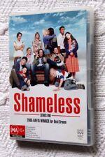 SHAMELESS – SERIES ONE (DVD, 2-DISC SET) R-4, LIKE NEW, FREE POST IN AUSTRALIA