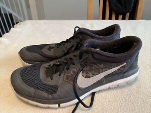 Men's Nike Flex 2015 Run Flash Running Fitness Trainers Size Uk 9.5