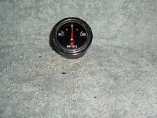 1960'S 70'S AC SPARK PLUG DIVISION AMPERES GAUGE CHEVELLE SS CAMARO SS #6473502