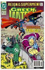 GREEN LANTERN v3 #46(10/93)vs. MONGUL(SUPERMAN/SUPERBOY)NEWSSTAND(CGC IT)NM/NM+1