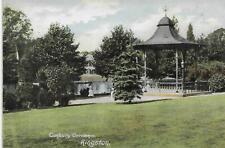 Kingston.Canbury Gardens-1905 Used P/C (Pub:BRD)-Very Good Condition