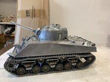 1/16 Mato Sherman M4A1(76)W RC Tank ALL METAL UPGRADE SERIES Pro Modified WEDICO