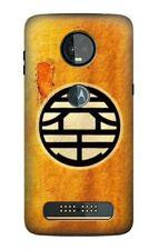 DragonBall Z Goku Kame Phone Case for Moto Z3 Z2 Z Force Play Plus G7 G6 G5 E5