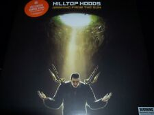 Hilltop Hoods Drinking From The Sun Limited Orange Coloured Vinyl LP – New