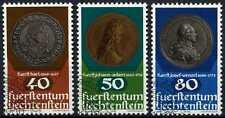 Liechtenstein 1978 SG#707-9 MONETE CTO utilizzati Set #D59437