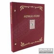 Schaubek A-DS943 Reprint-Album Australia & Oceania
