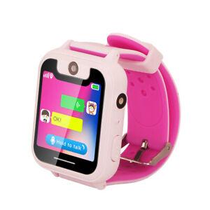 Kid Smart Watch Phone for Children Girls Boys LBS Positioning Tracker G7V6