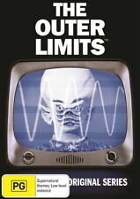 THE OUTER LIMITS - THE COMPLETE ORIGINAL SERIES (14 DVD SET) BRAND NEW! SEALED!