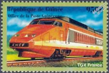 SNCF Train à Grande Vitesse (High Speed Train) TGV Paris Sud-Est Train Stamp #7