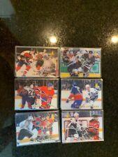 1996-97 McDonald's Pinnacle Hockey Cards McDonalds PICK FROM LIST