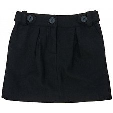 Okaidi jupe noire en lainage   5 ans
