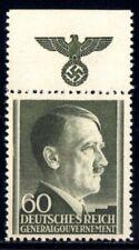 1128-GERMAN EMPIRE-Third reich.1941-44 WWII.ADOLF HITLER NAZI Emblem.Mi 84 MNH**