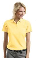 Port Authority Women's Odor Fighting Short Sleeve Sport Polo Shirt. L510