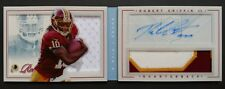 ROBERT GIFFIN III 2012 Panini Playbook Silver Rookie Patch Auto Booklet 21/25!