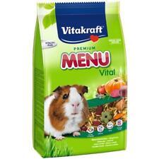 Vitakraft GUINEA PIG FOOD Premium Vital Menu Sugar Free Muesli Feed Diet 3kg
