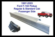 1997-2003 FORD F-150 STANDARD CAB ROCKER PANEL AND CAB CORNER PASSENGER SIDE